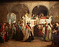 WLA jewishmuseum The Feast of the Rejoicing of the Law at the Synagogue.jpg