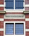wlm - andrevanb - amsterdam, nieuwezijds voorburgwal 75 - detail