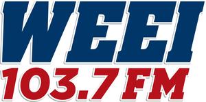 WVEI-FM - Image: WVEI FM Logo (2014)