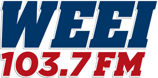 WVEI-FM WEEI sports radio station in Westerly, Rhode Island, United States