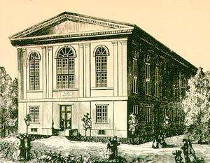 John McArthur Jr. - Wagner Free Institute of Science, Philadelphia (1859-65)