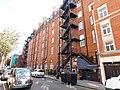 Waldorf Hilton (rear of), Tavistock St, London.jpg
