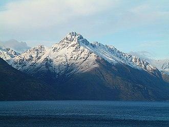 Walter Peak (New Zealand) - Image: Walter Peak
