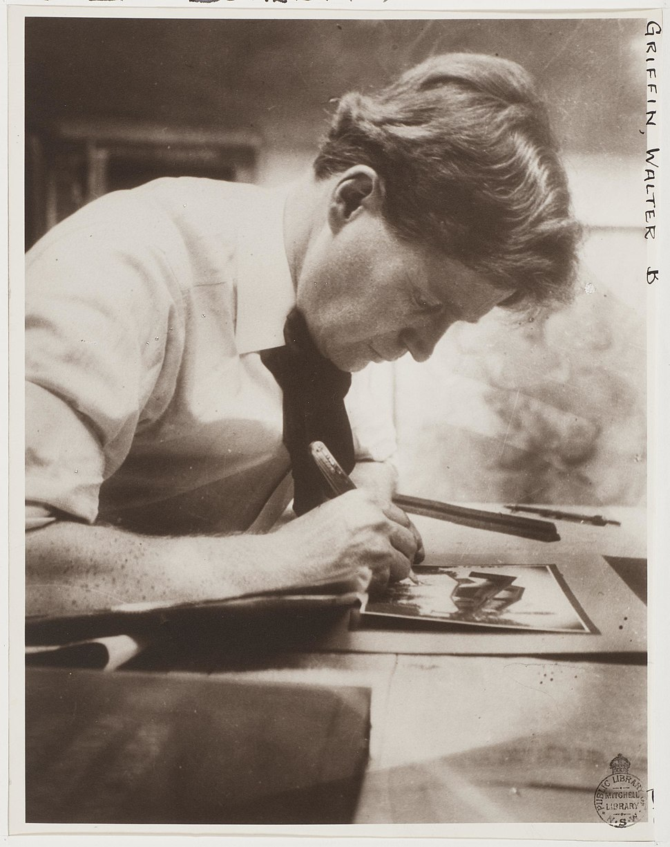Walter Burley Griffin 1912