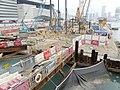 Wan Chai Development Project Phase II under reclamation in September 2015.JPG