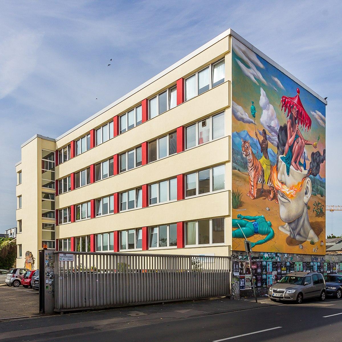 Köln Vogelsanger Straße