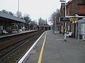 Wandsworth Common stn southbound slow platform look north2.JPG