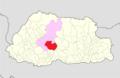 Wangdue Phodrang Athang Gewog Bhutan location map.png