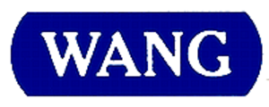 Wang Laboratories - Wang logo circa 1976