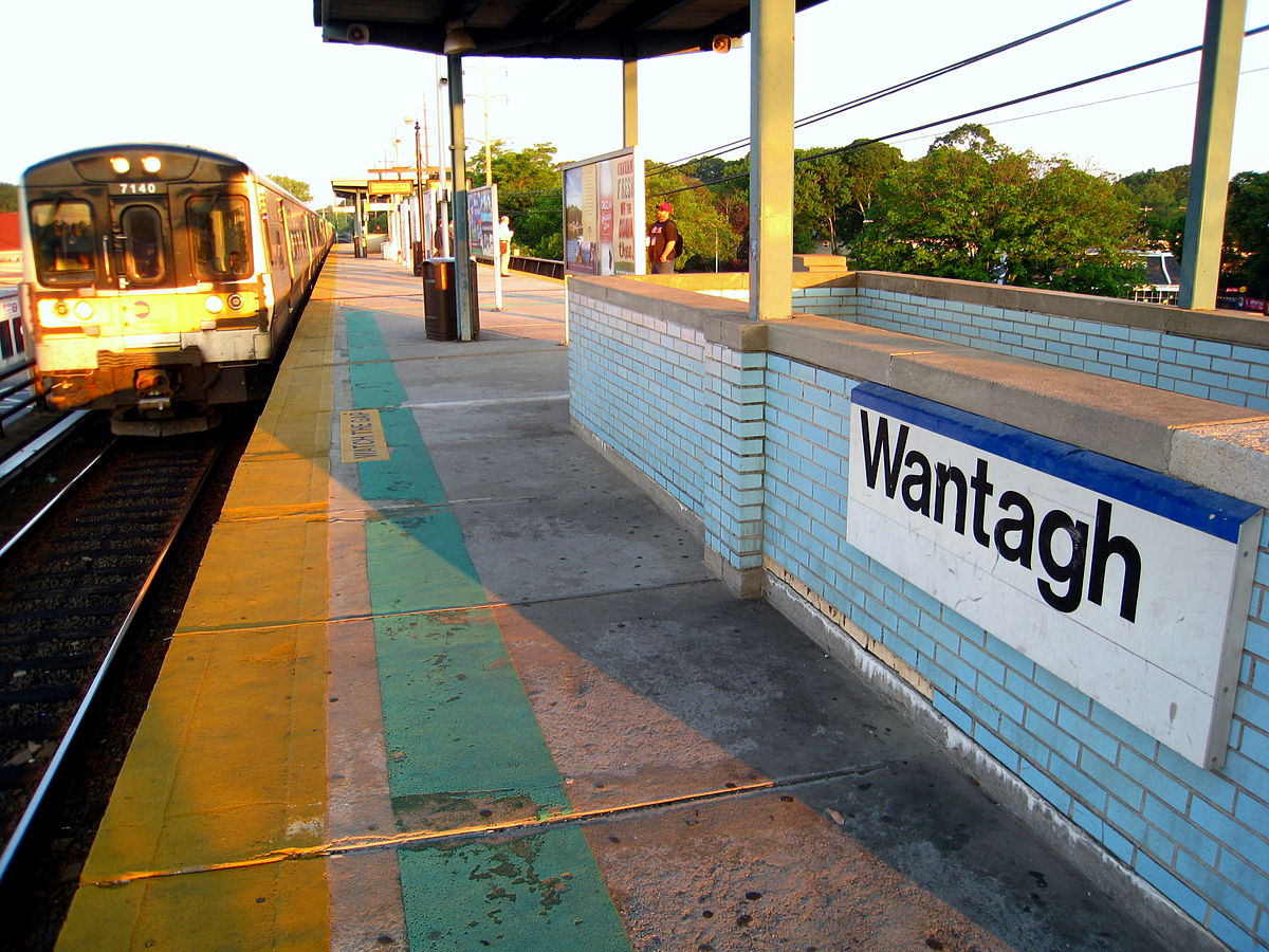 Wantagh Long Island Railroad
