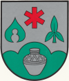 Coat of arms of the Sietland municipality