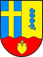 Coat of arms of the municipality of Varrel