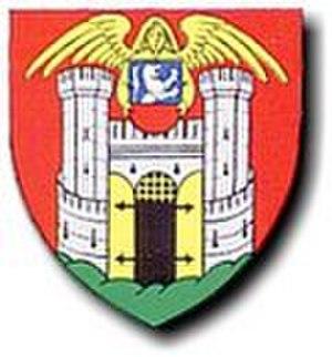 Kirchschlag in der Buckligen Welt - Image: Wappen Kirchschlag BW
