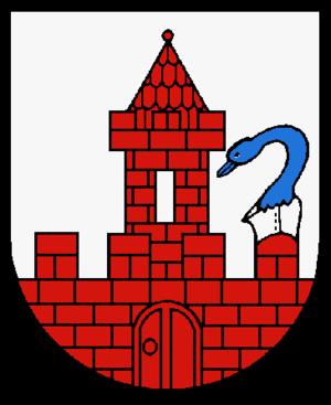 Lichtenau, Baden-Württemberg - Image: Wappen Lichtenau Baden