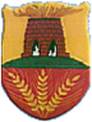 Ostrau, Saxony - Image: Wappen ostrau