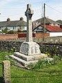 War memorial at Chartham - geograph.org.uk - 784075.jpg