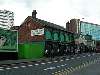 Warehouse Theatre former theatre in Croydon, London, England