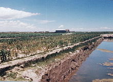 Camell n agricultura wikipedia la enciclopedia libre for Lagunas artificiales construccion