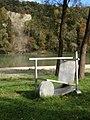 Wasserburg- Skulptur am Skulpturenweg entlang des Inns - geo.hlipp.de - 43494.jpg