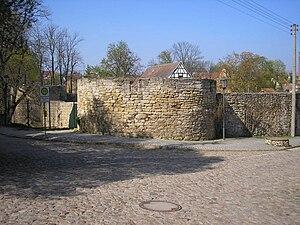 Schkölen moated castle