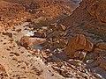 Water Cistern, Hatira Gulch, Negev, Israel גב, נחל חתירה, הנגב - panoramio.jpg