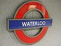 Waterloo tube stn Jubilee roundel.JPG