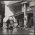 Watersnood 1953 In Maassluis (bij Rotterdam in de Korte Piersonstraat stortte, Bestanddeelnr 059-1227.jpg