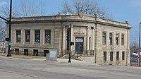 Waukegan Public Library, Carnegie building.jpg