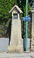 Wayside shrine, Veitsau at junction to Kleinfeld.jpg