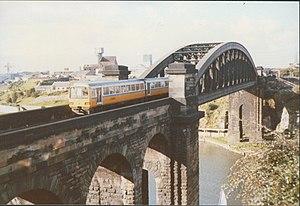 Thomas Elliot Harrison - Image: Wear Bridge (rail) geograph.org.uk 215393