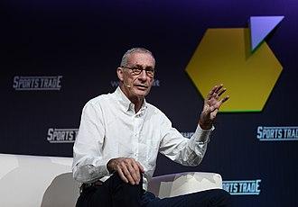 John Skipper - Image: Web Summit 2018 Sportstrade Day 1, November 6 SMX 6349 (44835054915)