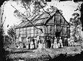 Wedding at Stanthorpe's Presbyterian Church, December 1872 (5035192704).jpg