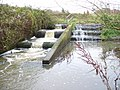 Weir by Old Woking - geograph.org.uk - 1047495.jpg