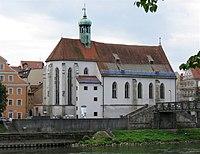 Weißgerbergraben Regensburg