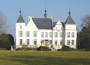Wemmel - Image: Wemmel Town Hall