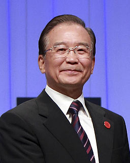 Wen Jiabao former Premier of the Peoples Republic of China