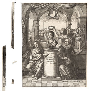 Wenceslas Hollar - The Royal Society