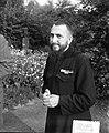 Wereldunie Conferentie Vredesorganisatie op Pieterberg Abbe Pierre, Bestanddeelnr 907-2974.jpg