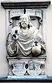 Wernberg Klosterweg 2 Schlosskirche Zum kostbaren Blut Christusrelief über Eingang 16082008 77.jpg