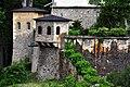 Wernberg Klosterweg 2 ehem. Schloss SW-Ecke 22052009 80.jpg