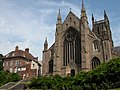 West Front of Worcester Cathedral - geograph.org.uk - 209403.jpg
