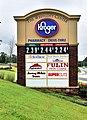 Westcott Center Sign 2015 Oak Ridge (22986406449).jpg