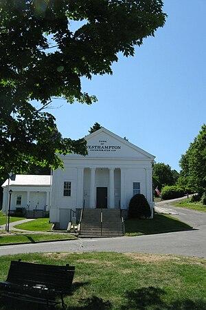 Westhampton, Massachusetts - Westhampton Town Hall