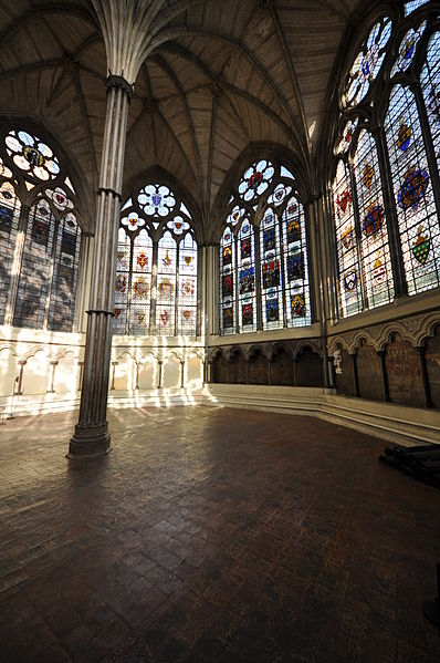 File:Westminster Abbey Chapter House 1.JPG