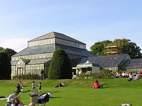 Image illustrative de l'article Jardin botanique de Glasgow