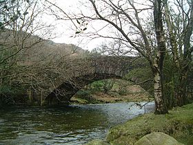 Wha House Bridge, Eskdale