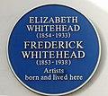 Whitesheads blue plaque Leamington Spa (5693228).jpg