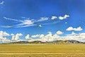 Widoki mongolskiego krajobrazu widziane z minibusa Karakorum - Ułan Bator (16).jpg