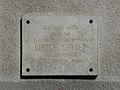 Wien-Margareten - Ernst Hinterberger-Hof - Gedenktafel für Freiheitskämpfer Viktor Christ.jpg