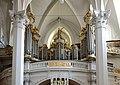 Wien - Kirche am Hof, Orgel.JPG